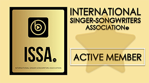 Active Member of the International Singer-Songwriters Association